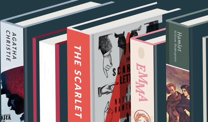 How 8 Classic Book Covers Have Been Redesigned for Modern Readers