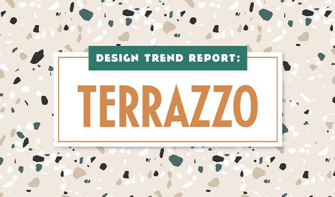 Design Trend Report Terrazzo Creative Market Blog