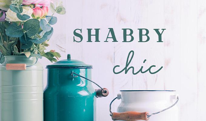 Design Trend Report: Shabby Chic