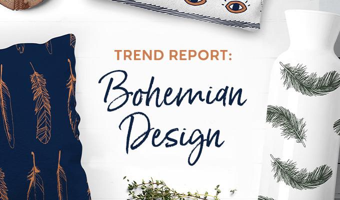 Design Style: Bohemian Chic