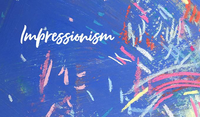 Design Trend Report: Impressionism