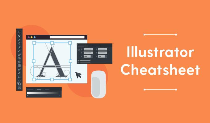 Free Illustrator Cheatsheet: A PDF Guide to the Pen Tool, File Formats & Shortcuts