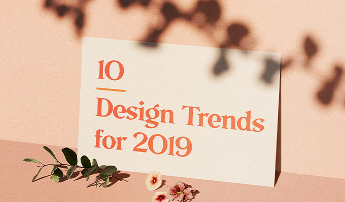 10 Graphic Design Trends for 2019