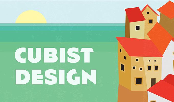 Design Trend Report: Cubism in Graphic Design