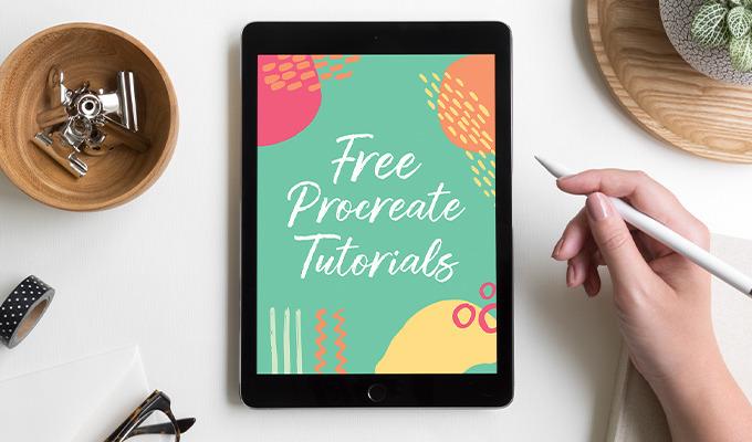 Free Procreate Tutorials to Hone Your Craft