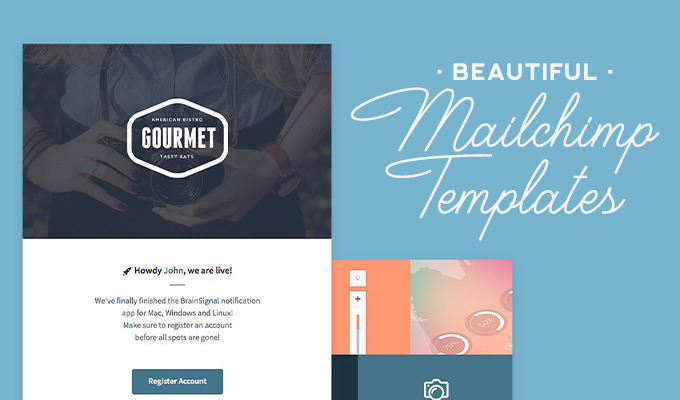 mailchimp create template from campaign.html