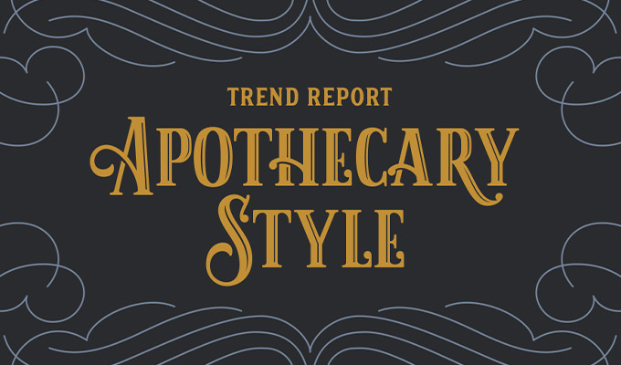 Design Trend: Apothecary Style