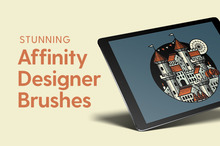 A Collection of Stunning Affinity Designer Brushes
