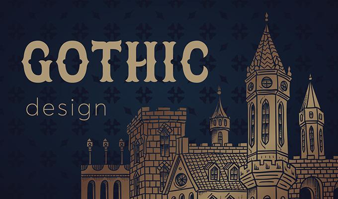 Design Trend Report: Gothic Design