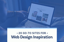 20 Sites to Get Your Daily Dose of Web Design Inspiration