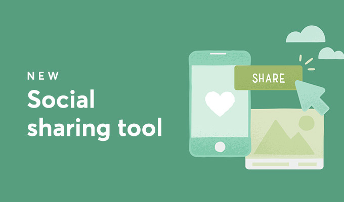 New: A Shortcut to Promote Your Creative Market Products