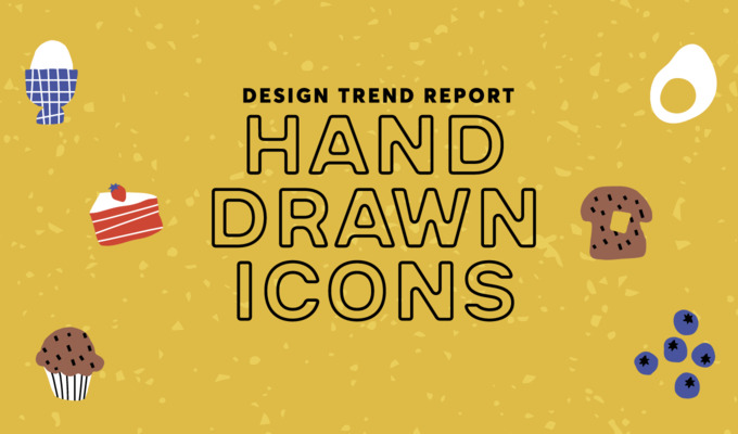 Design Trend Report: Hand-Drawn Icons