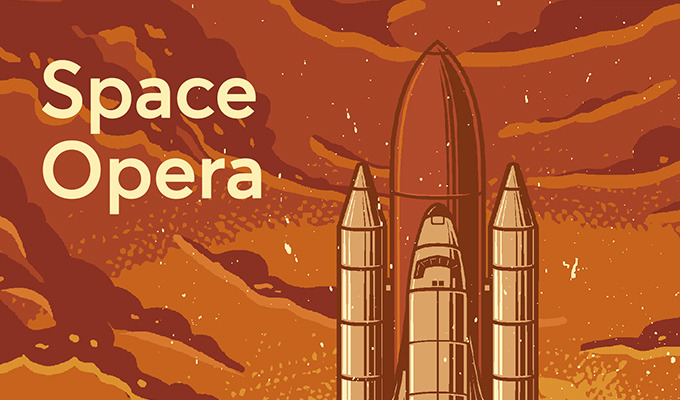 Design Trend Report: Space Opera