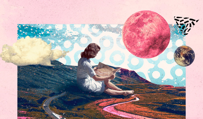 Design it Yourself: Surreal Collage